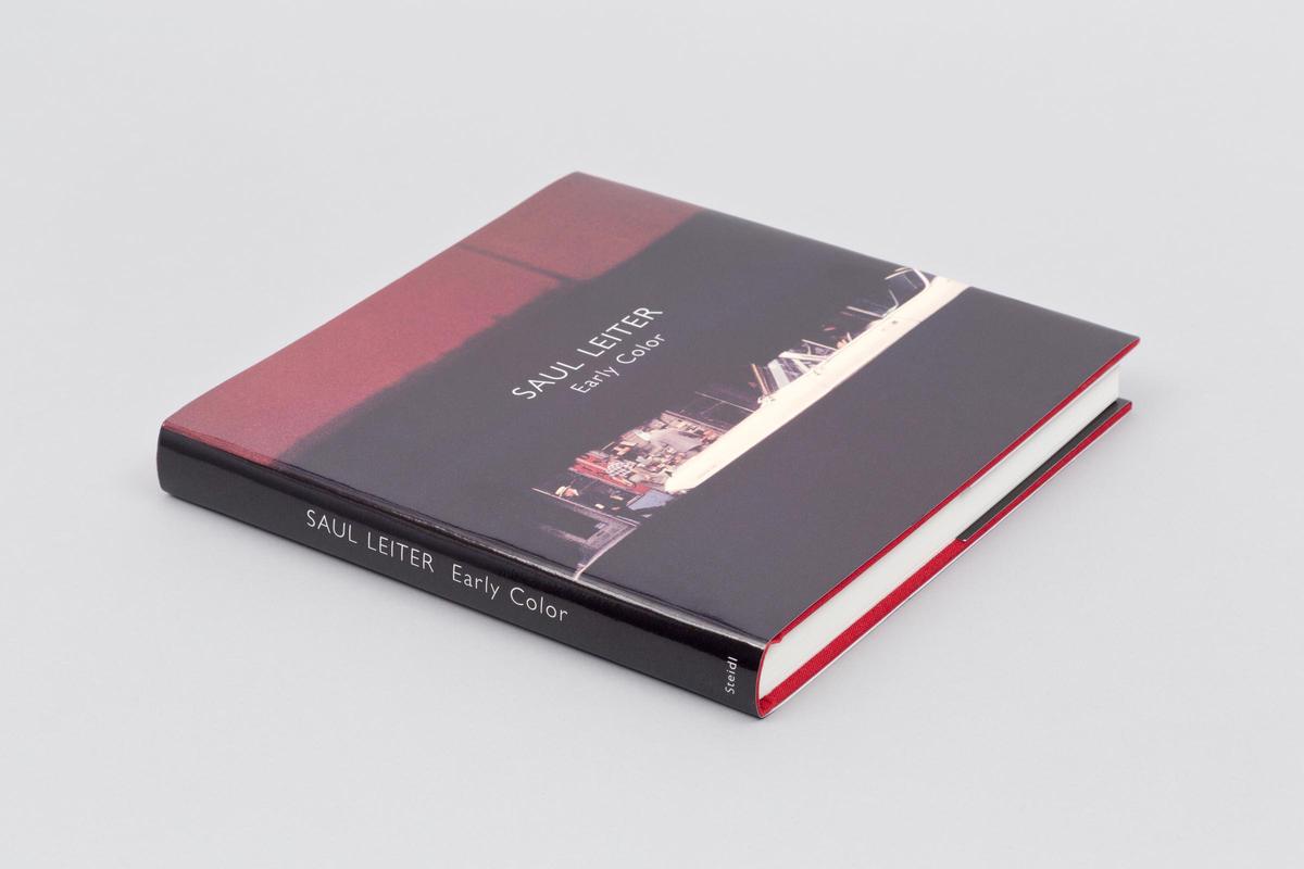 Early Color - Saul Leiter - Steidl Verlag