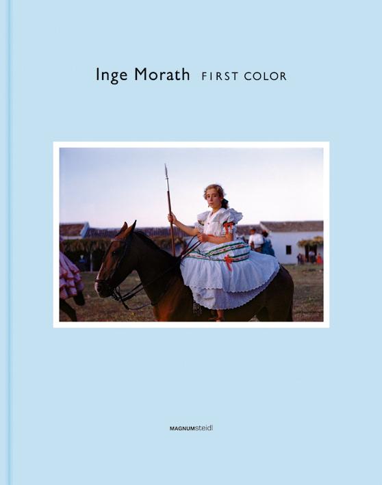 Inge Morath Steidl Verlag
