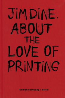 About the love of printing (German edition)
