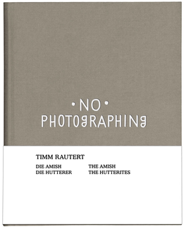 No Photographing (German edition)