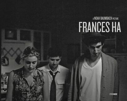 Frances Ha, A Noah Baumbach Picture