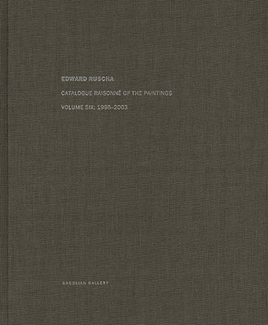 Catalogue Raisonné of the Paintings. Volume 6: 1998–2003