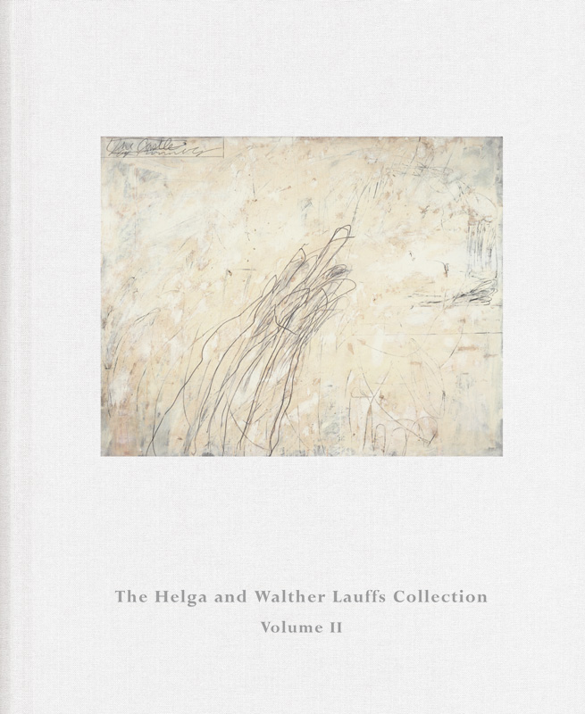 The collection of helga and walther lauffs steidl verlag for Minimal art konzeptkunst