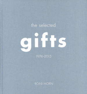 The Selected Gifts, 1974-2015