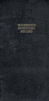 Household Inventory Record