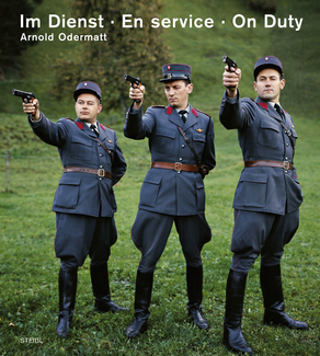 Im Dienst - En Service - On Duty