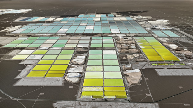 Edward Burtynsky: Anthropocene