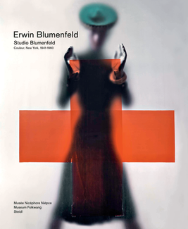Studio Blumenfeld, Couleur, New York, 1941–1960