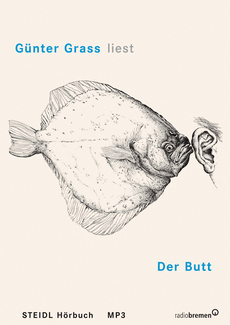 "Günter Grass liest ""Der Butt"""
