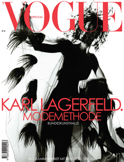 Karl Lagerfeld. Modemethode